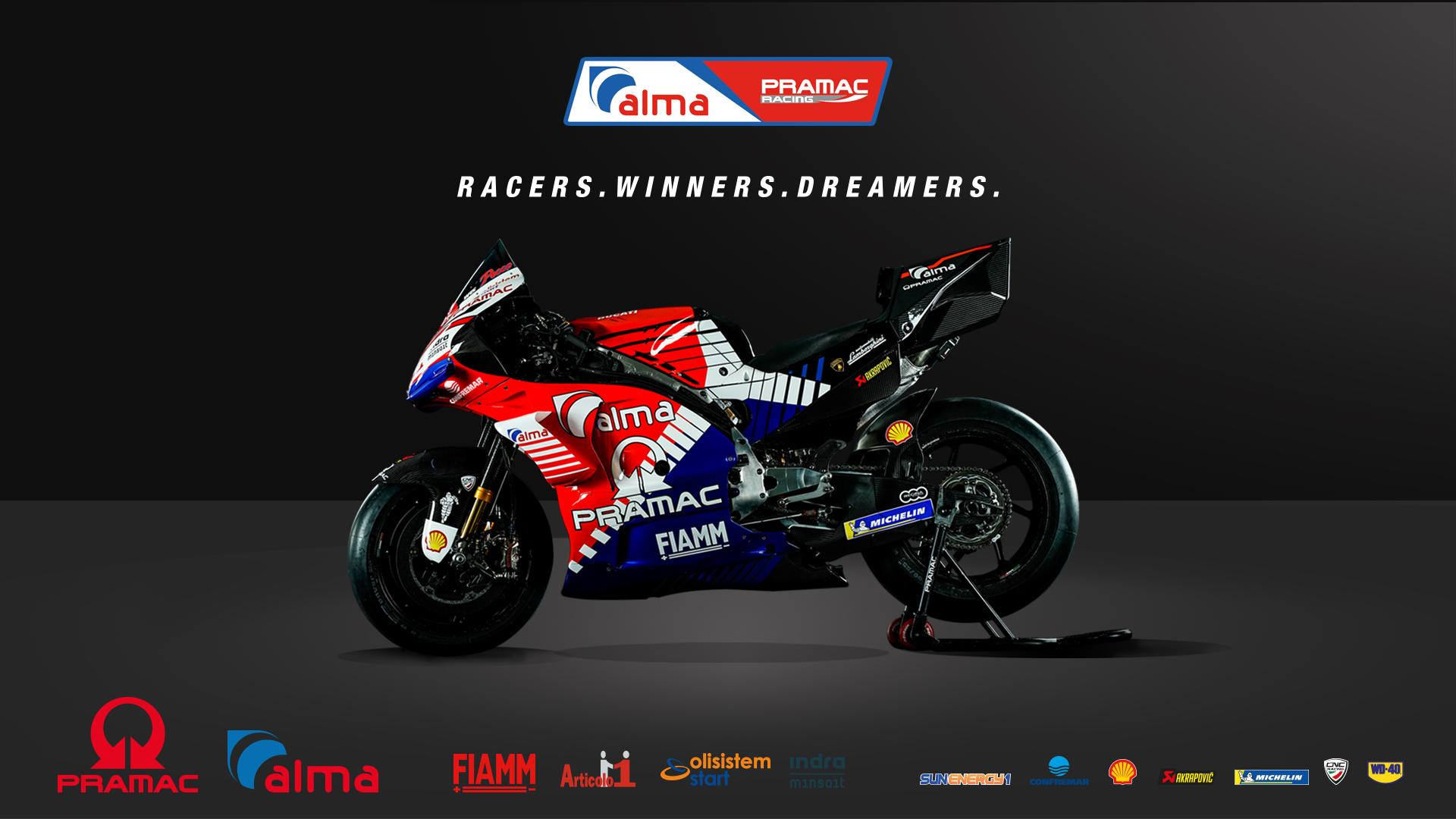 12] Pramac Ducati 2019 Wallpapers on WallpaperSafari 1920x1080