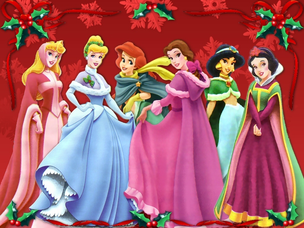 Disney Christmas   Christmas Wallpaper 16660794 1024x768