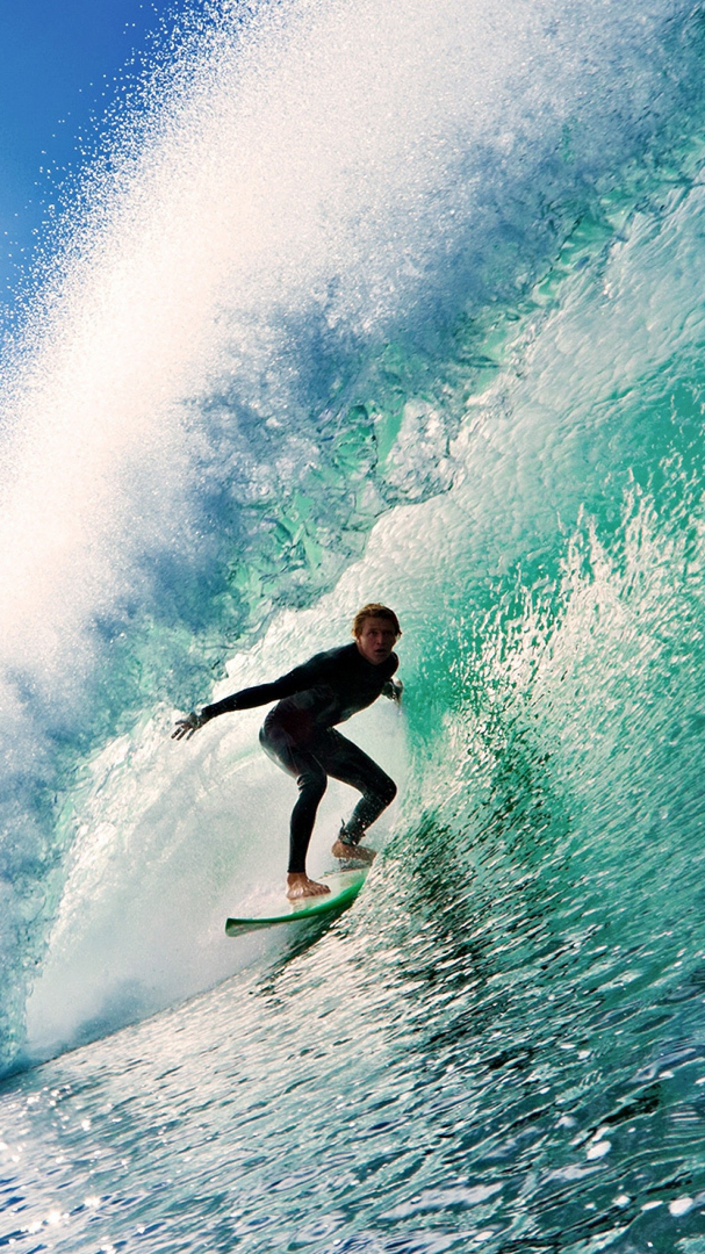 Surfing Wallpaper for iPhone 66 images 1440x2560