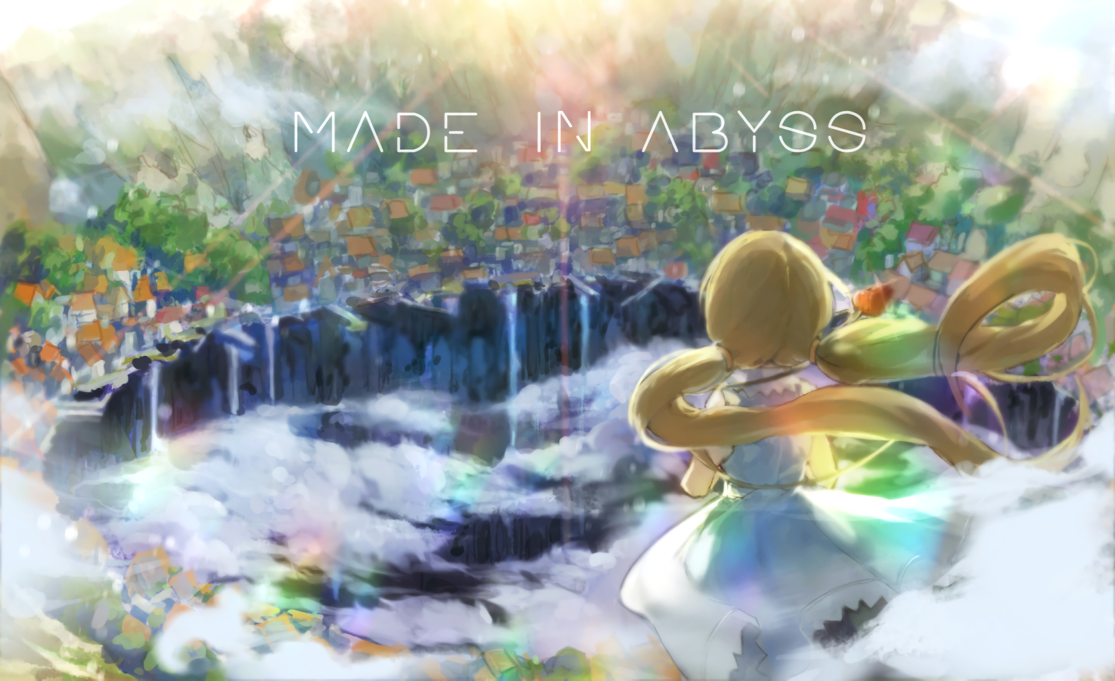 65 Made In Abyss HD Wallpapers Background Images 2206x1348