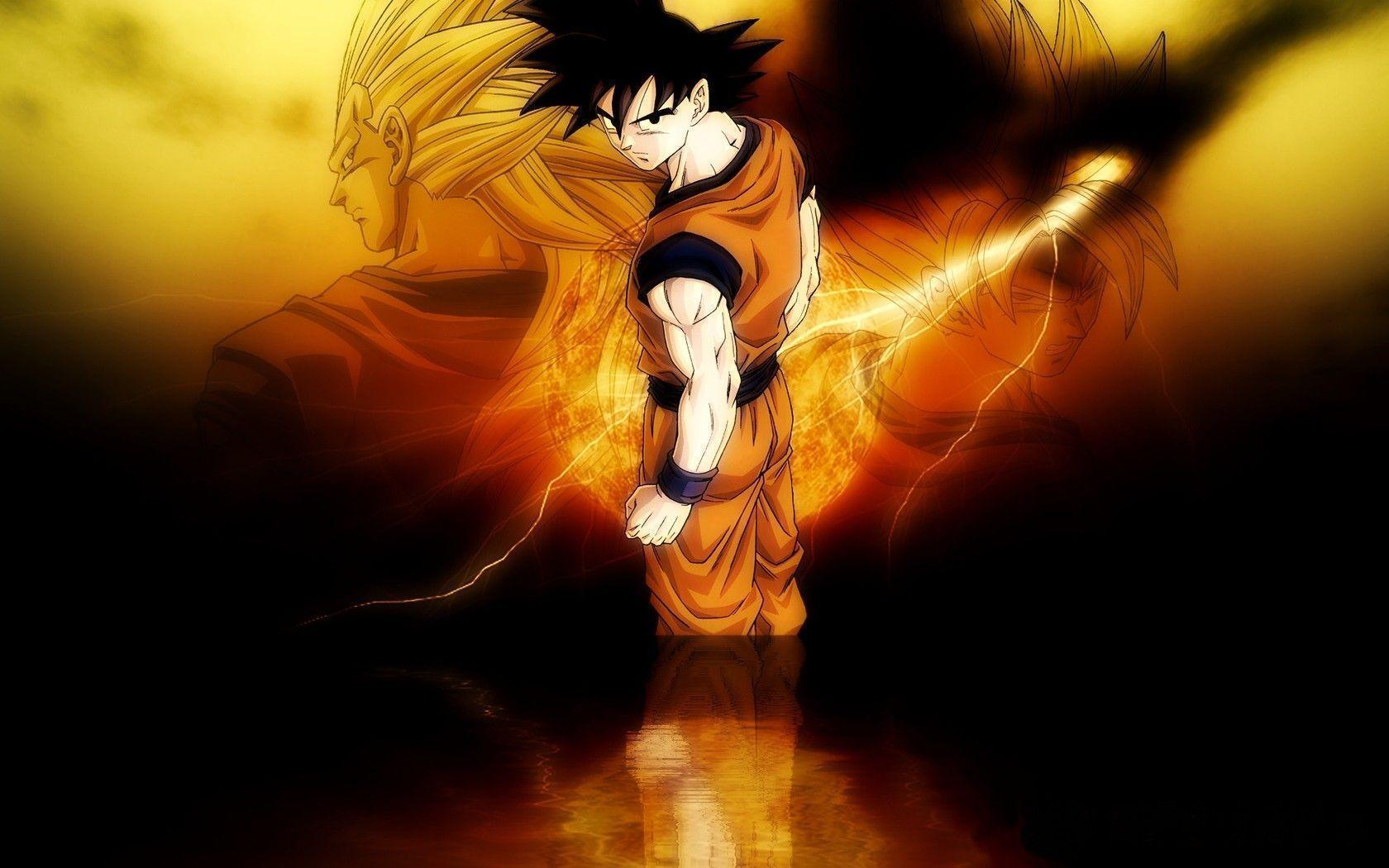 Son Goku Wallpapers 1680x1050