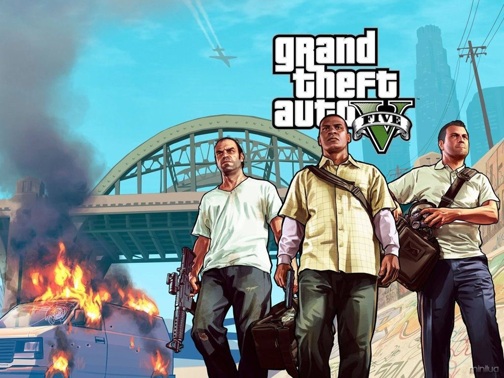 Grand Theft Auto San Andreas Wallpapers Screenshots Mulberry Nails 1024x768