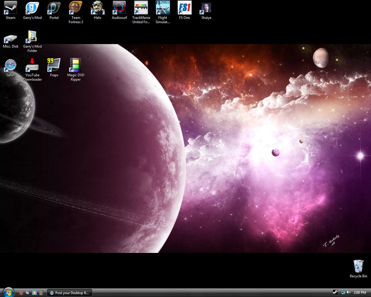 how to set wallpaper on your desktop 1280x1024