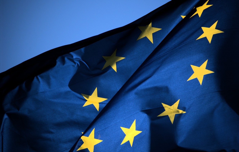 Wallpaper Europe Flag Euro The Flag Of The European Union images 1332x850