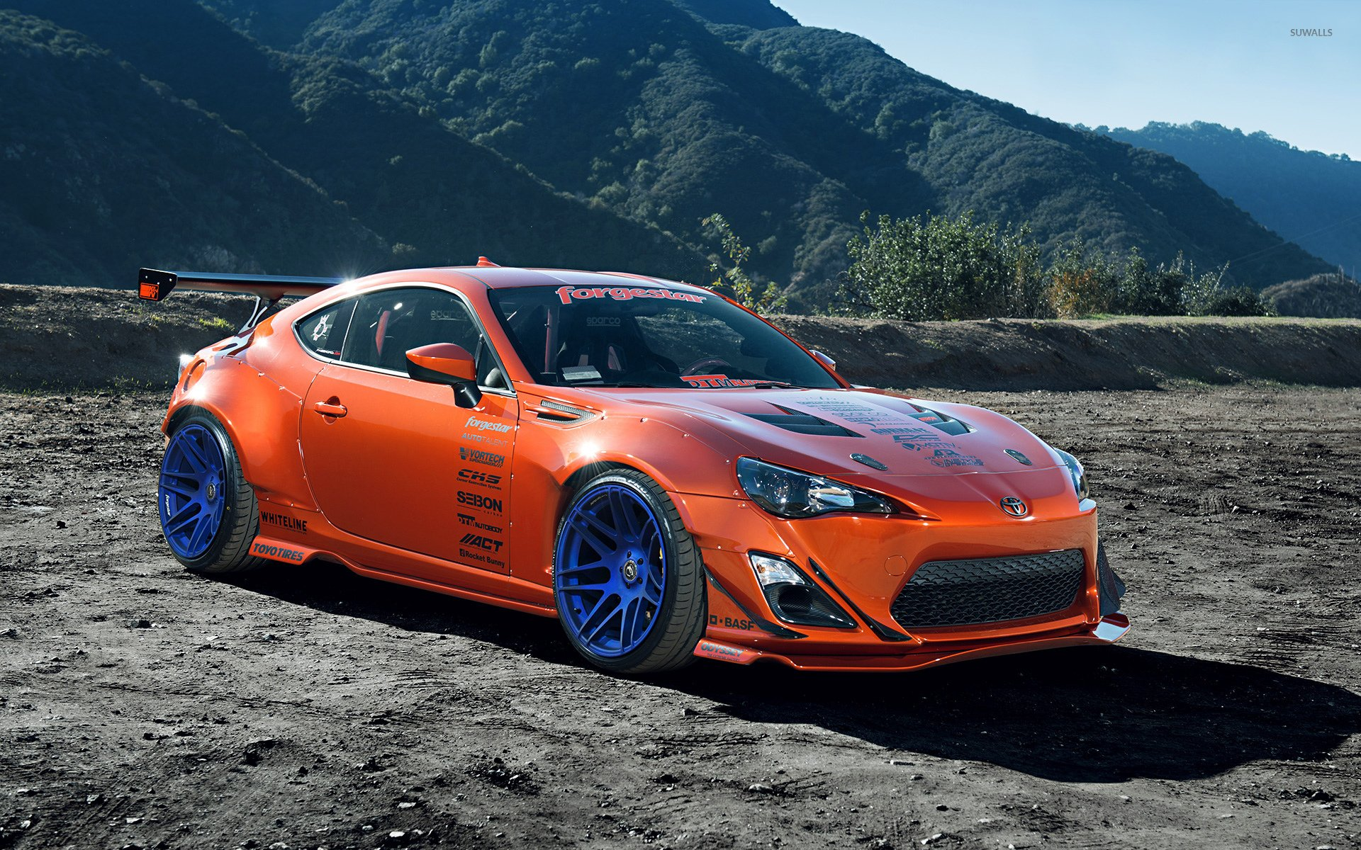 Toyota GT86 [2] wallpaper   Car wallpapers   45739 1920x1200