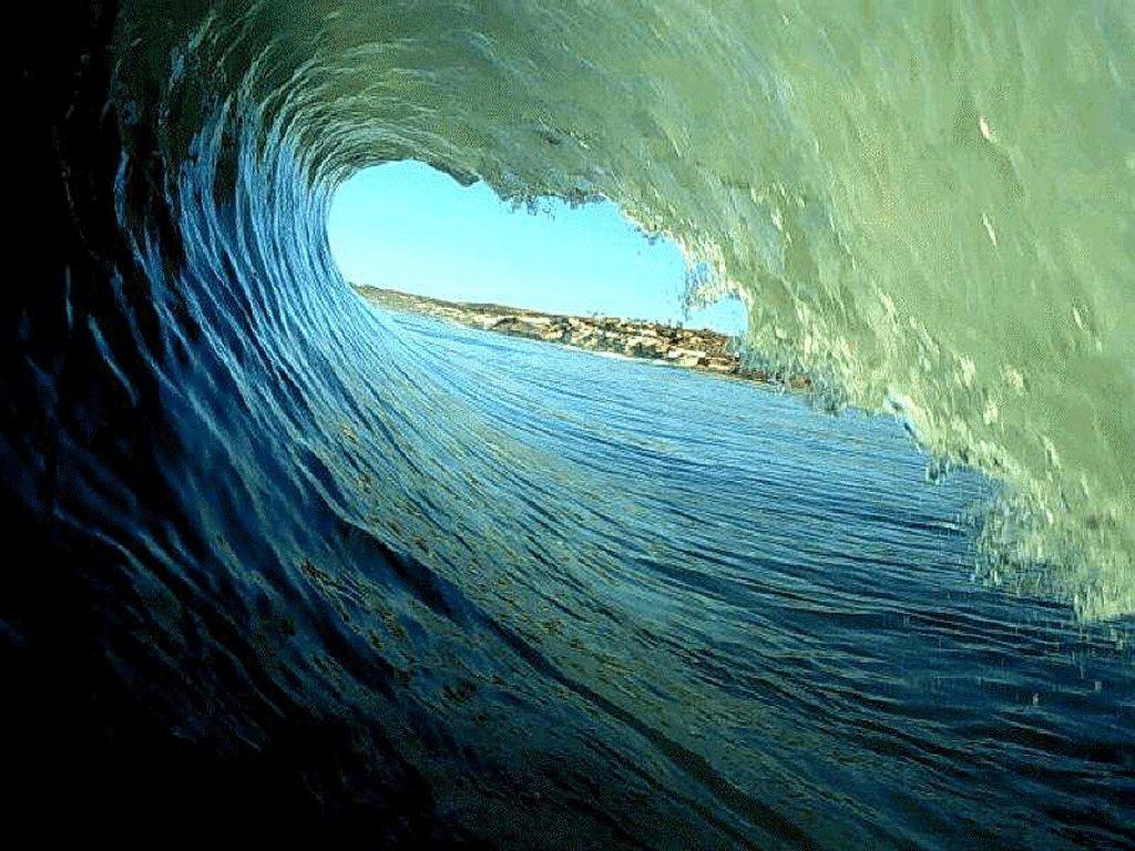 For HD Wallpapers Desktop Wallpapers Sea Waves Wallpapers 1024x768
