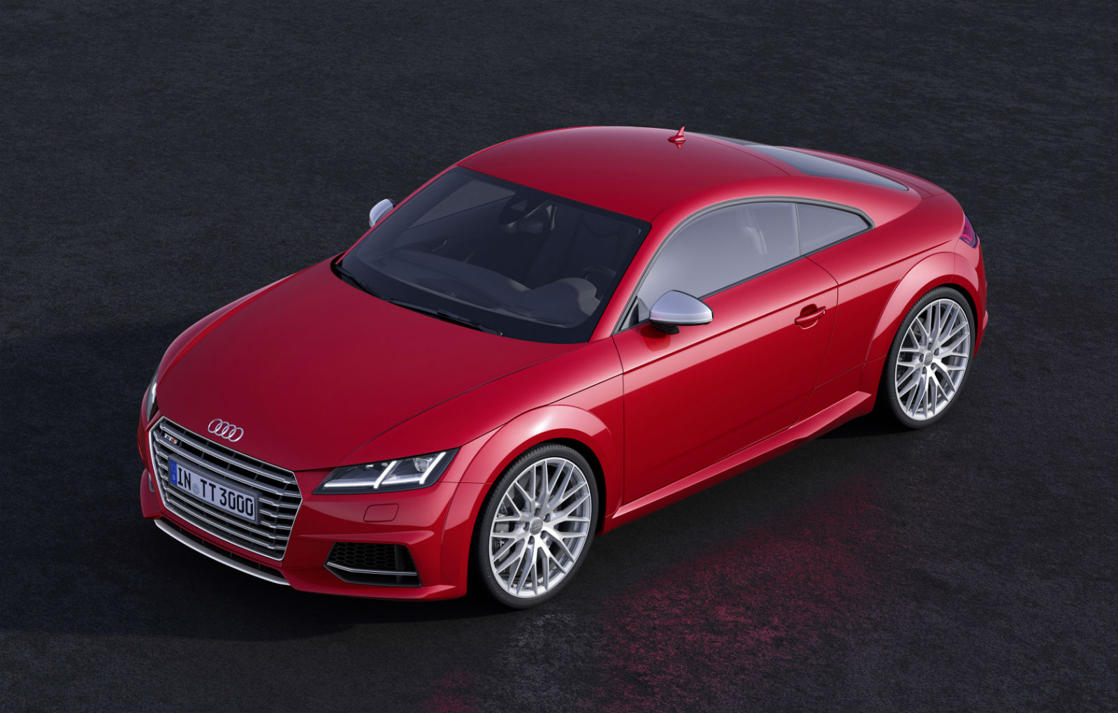 2015 Audi TTS Car Wallpaper   HD 1600x1020