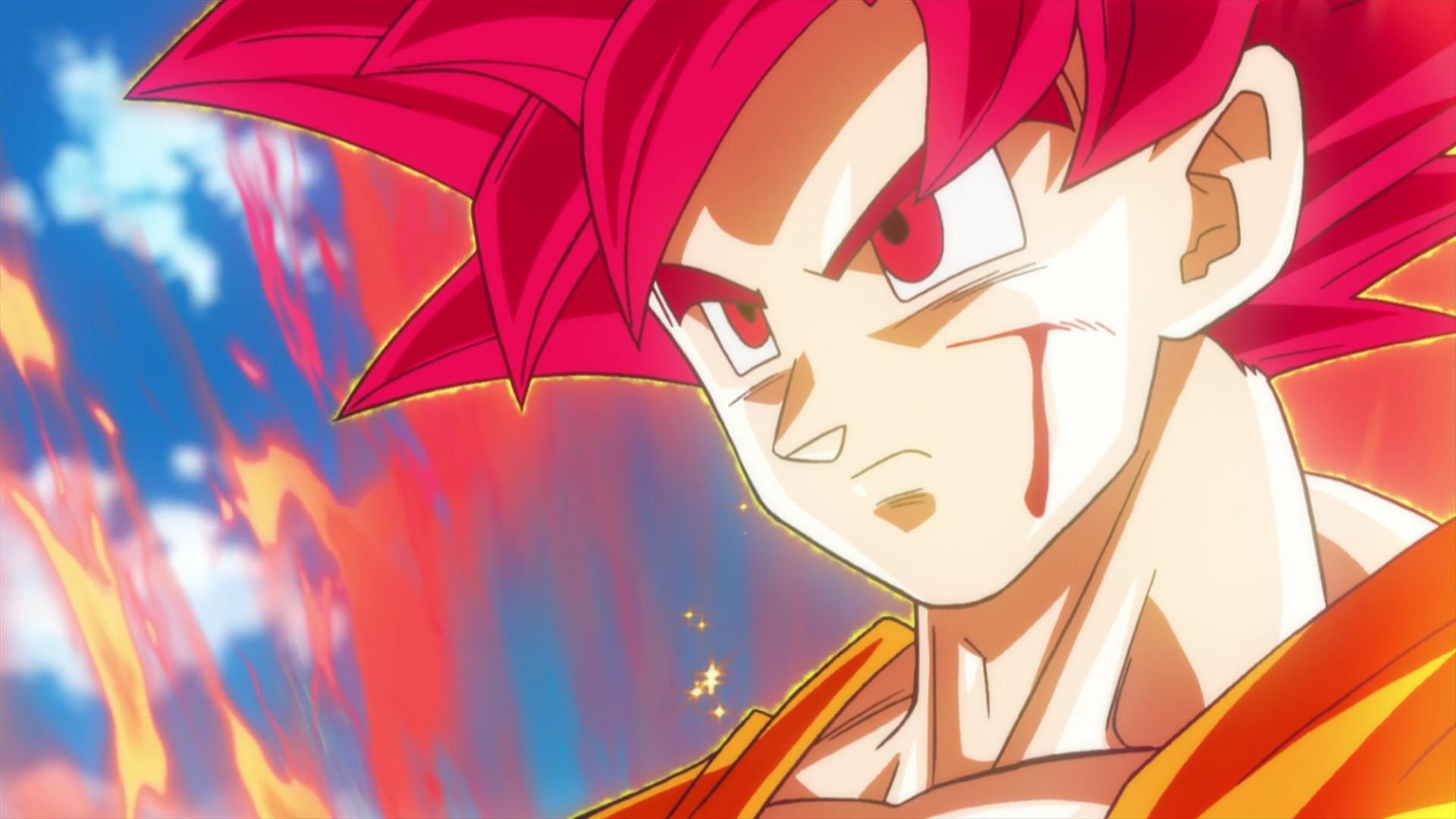 Goku God vs Mystic Gohan Gotenks SSJ3 Vegeta SSJ3 Fat Buu 1920x1080