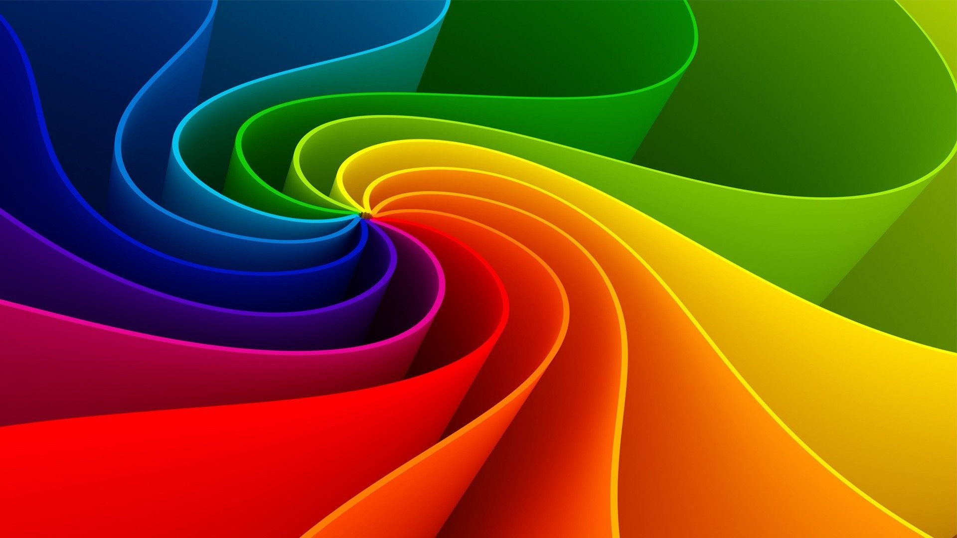 Abstract Rainbow Wallpapers HD Wallpaper 3D Abstract Wallpapers 1920x1080