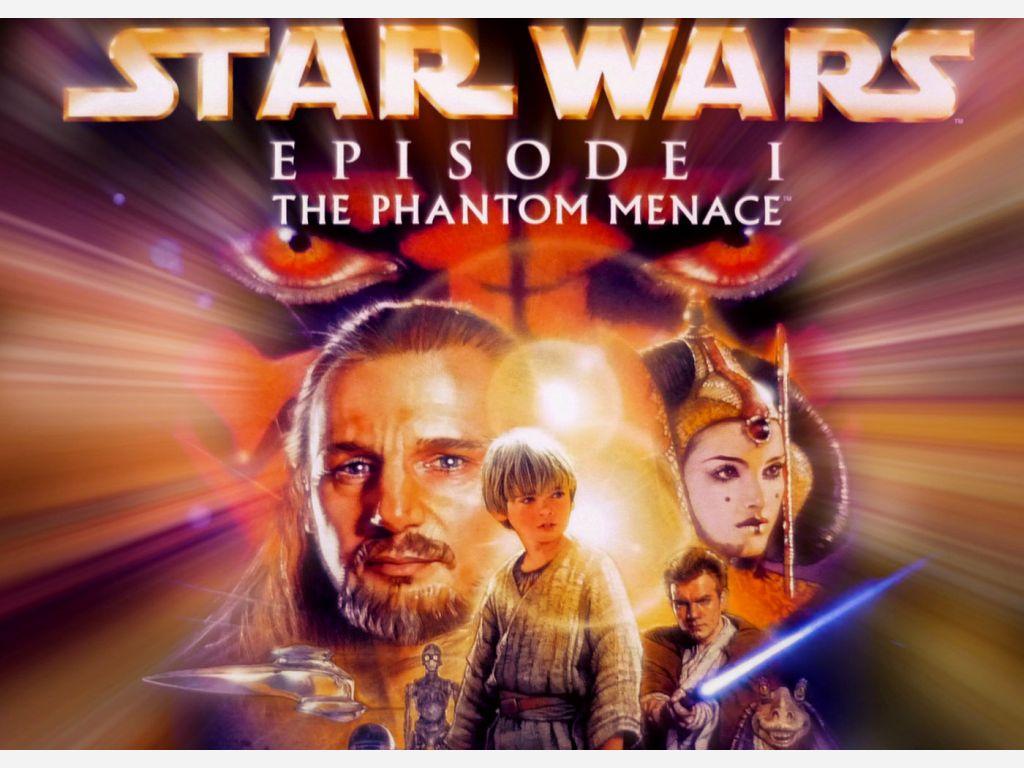 Free Download Star Wars Episode I The Phantom Menace 1 Desktop