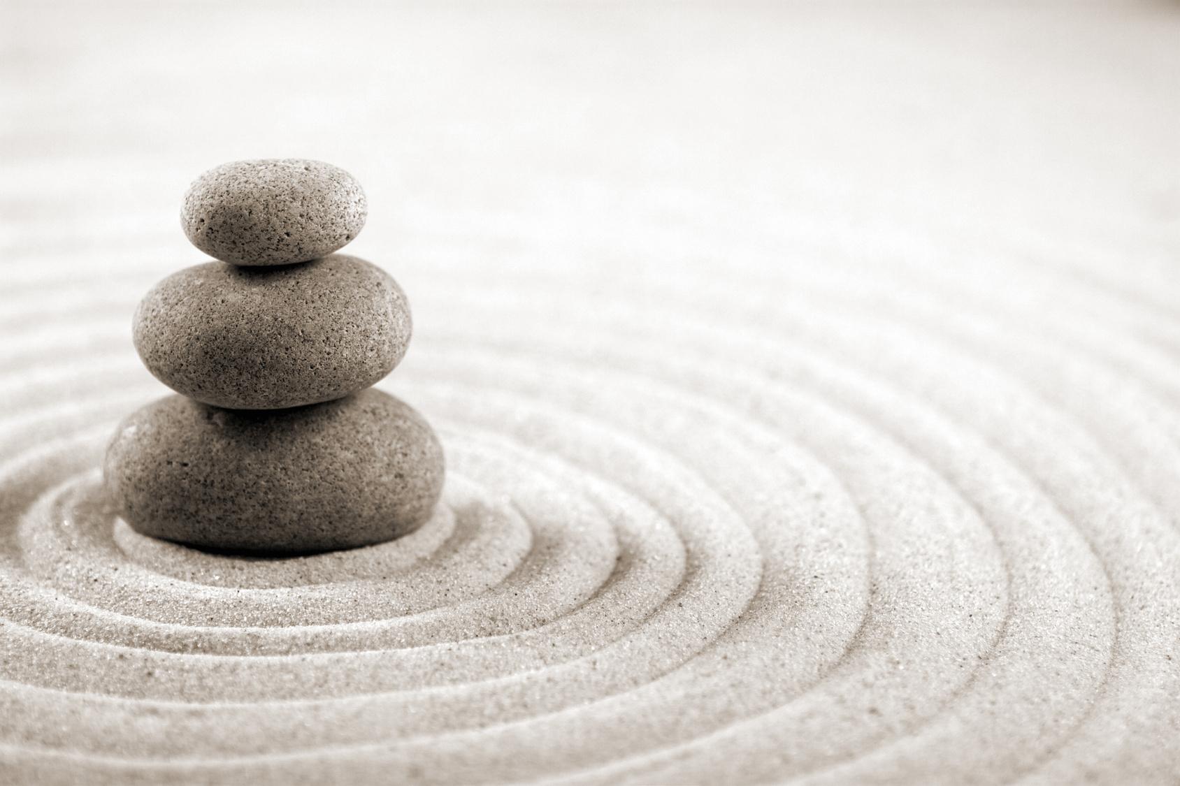 Wallpaper sand stones zen wallpapers macro   download 1688x1125