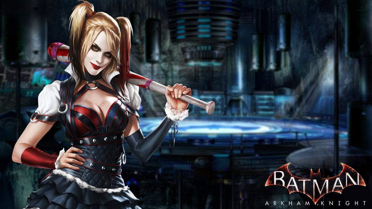 Batman Arkham Knight HD Wallpaper by RajivCR7 on deviantART