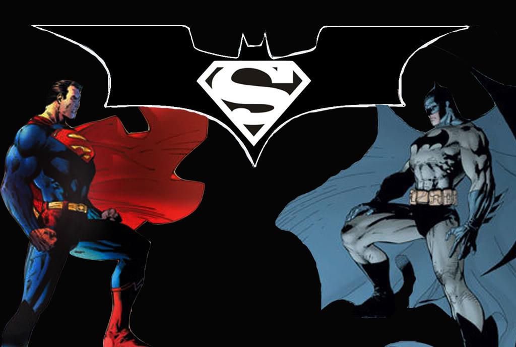 Batman And Superman Wallpaper Batman And Superman Desktop Background 1024x688