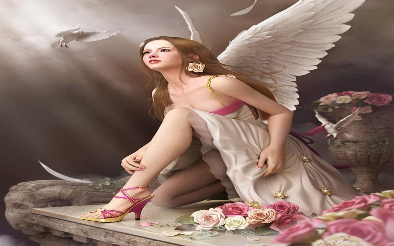 beautiful angels wallpapers wallpapersafari