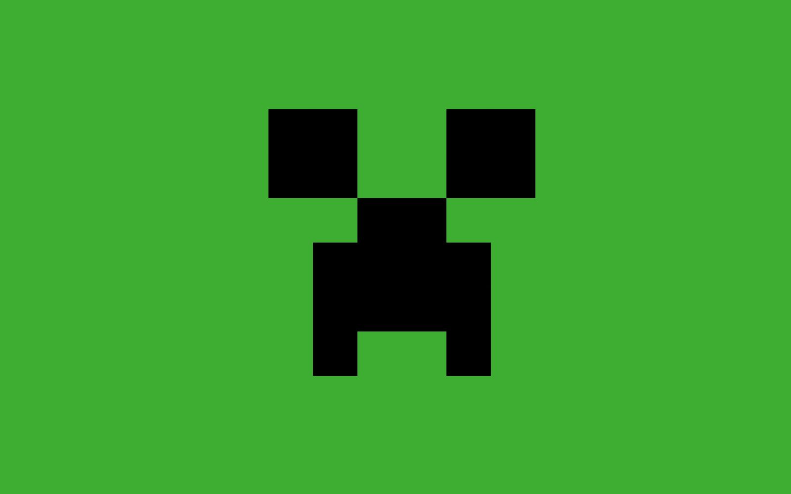 printable minecraft pictures minecraft creeper wallpaper 1600x1000