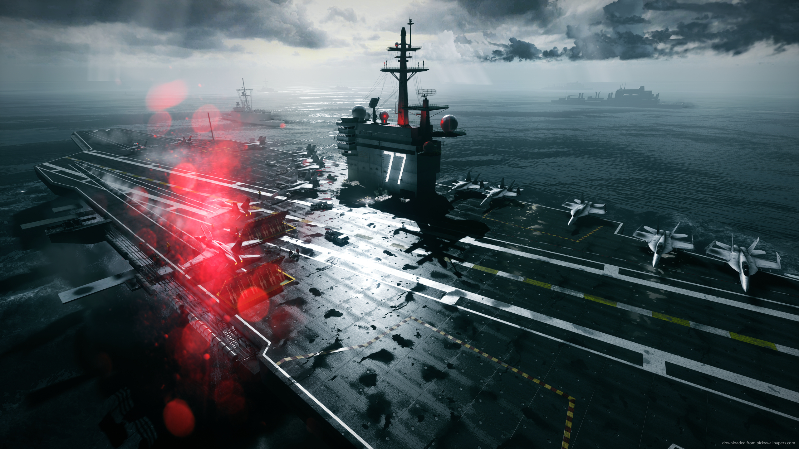 battlefield carrier twitter background wallpaper games 2560x1440 2560x1440