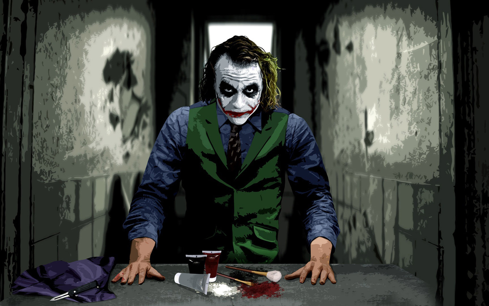 Joker  Batman wallpaper 11289 1680x1050