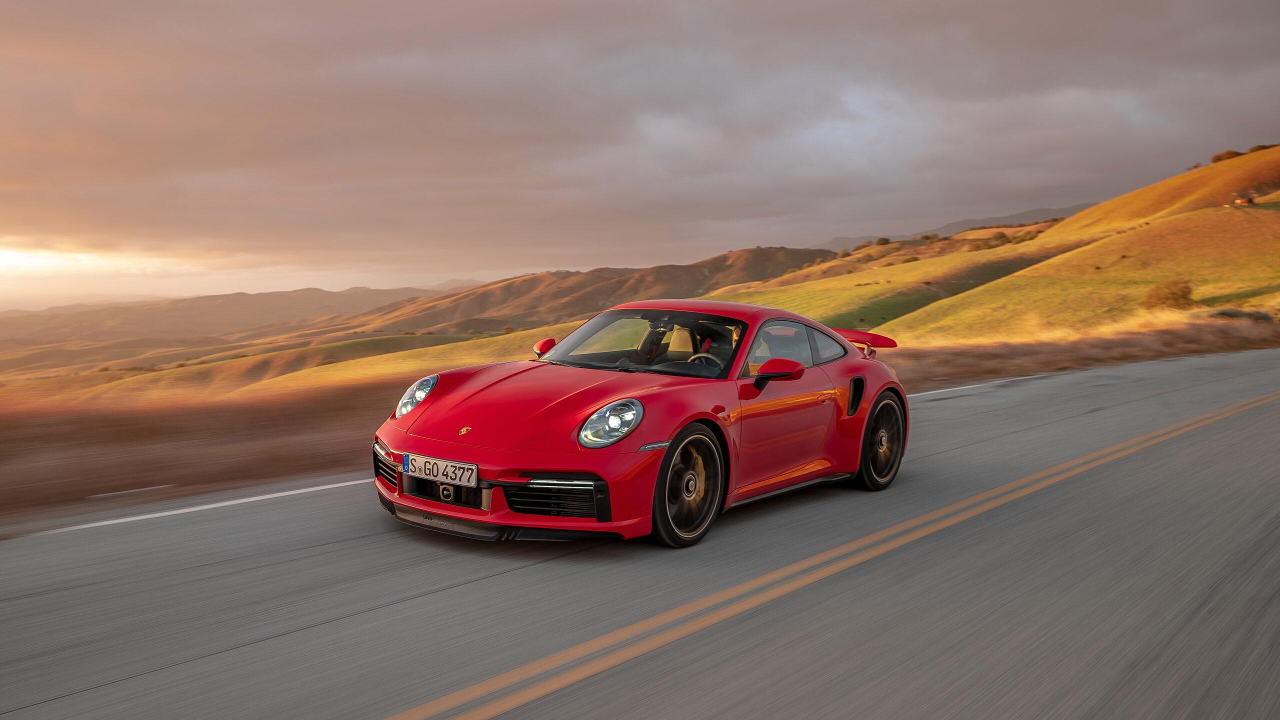 2020 Porsche 911 Turbo Wallpapers SuperCarsnet 2560x1440