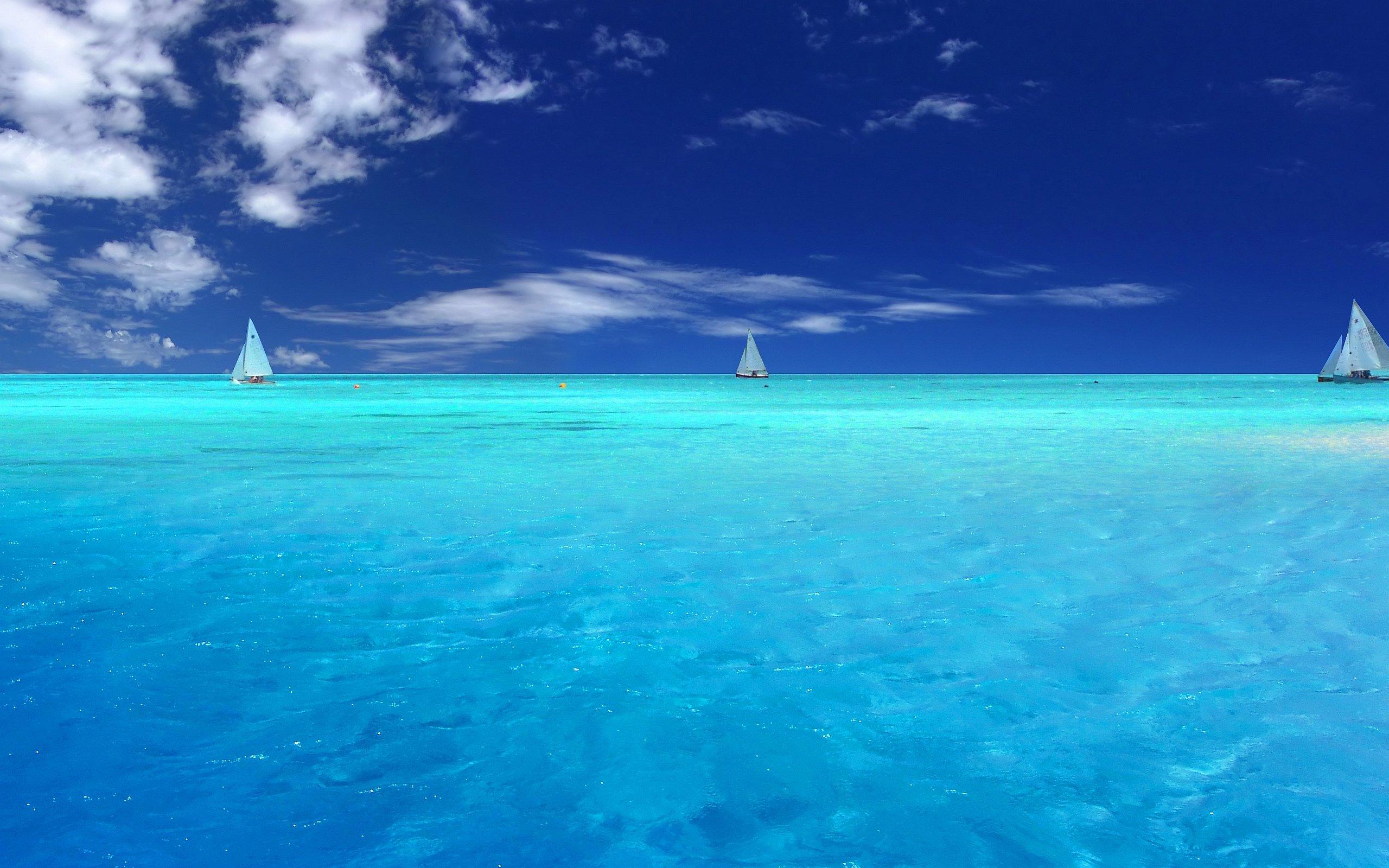 Free Wallpaper Ocean Scenes: Beach by Free download best ...