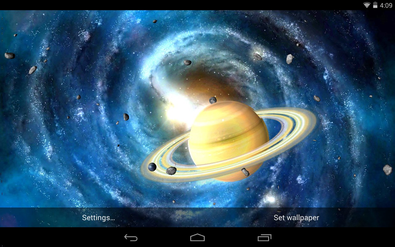best solar system wallpaper - photo #29