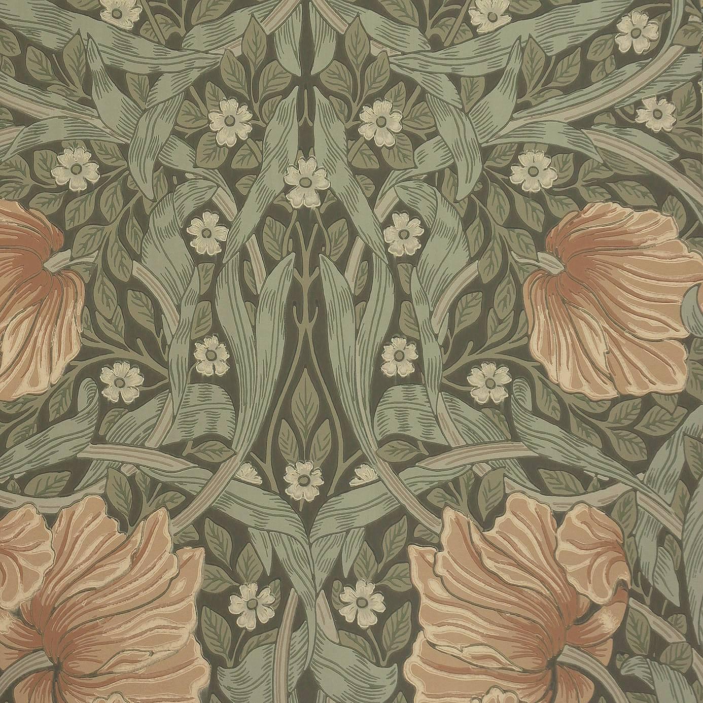 [50+] William Morris Wallpaper Borders on WallpaperSafari