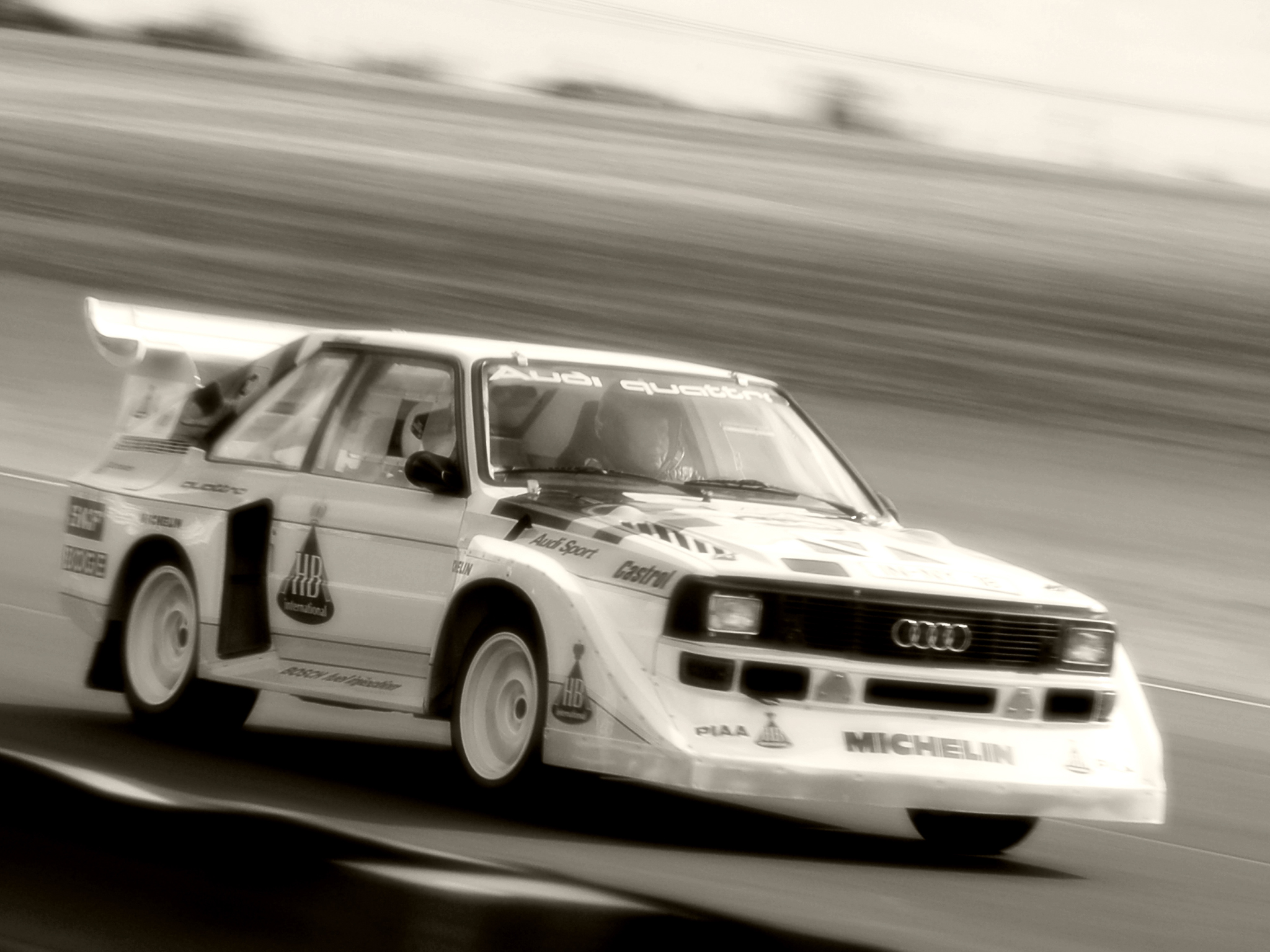 Sport Quattro S1 Group B Rally Car Wallpapers Cool Cars Wallpaper 2048x1536