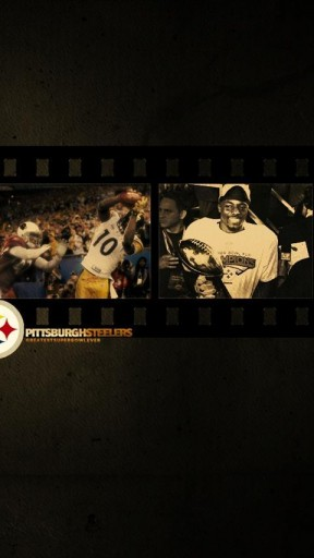 View bigger   Steelers Wallpaper 3 for Android screenshot 288x512