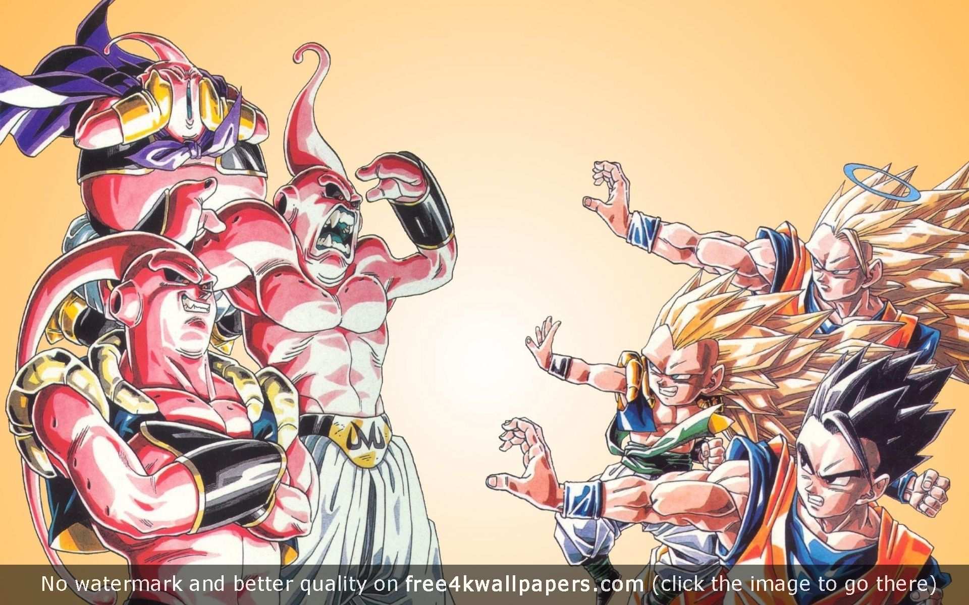 Free Download Dragon Ball Buu 4k Or Hd Wallpaper For Your Pc
