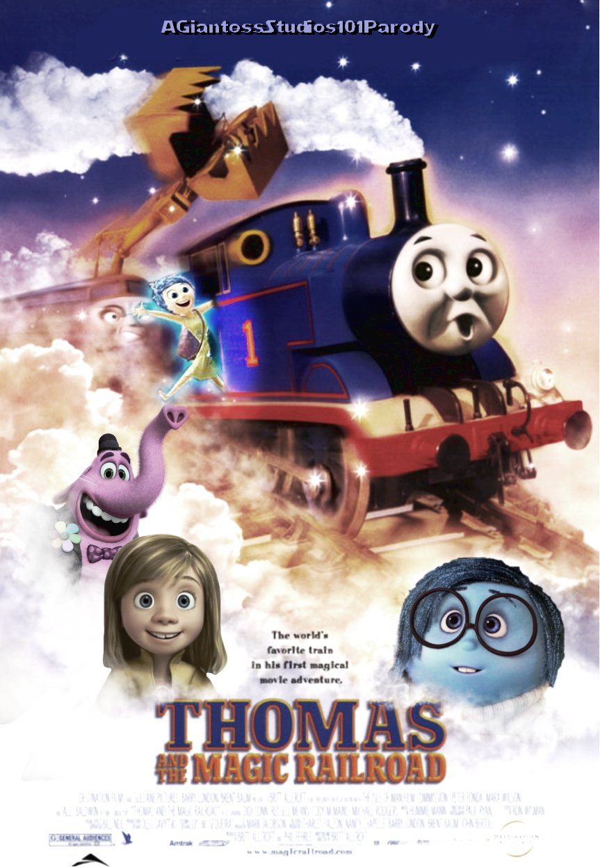 Inside Out   Thomas And The Magic Railroad by GiantessStudios101 863x1247