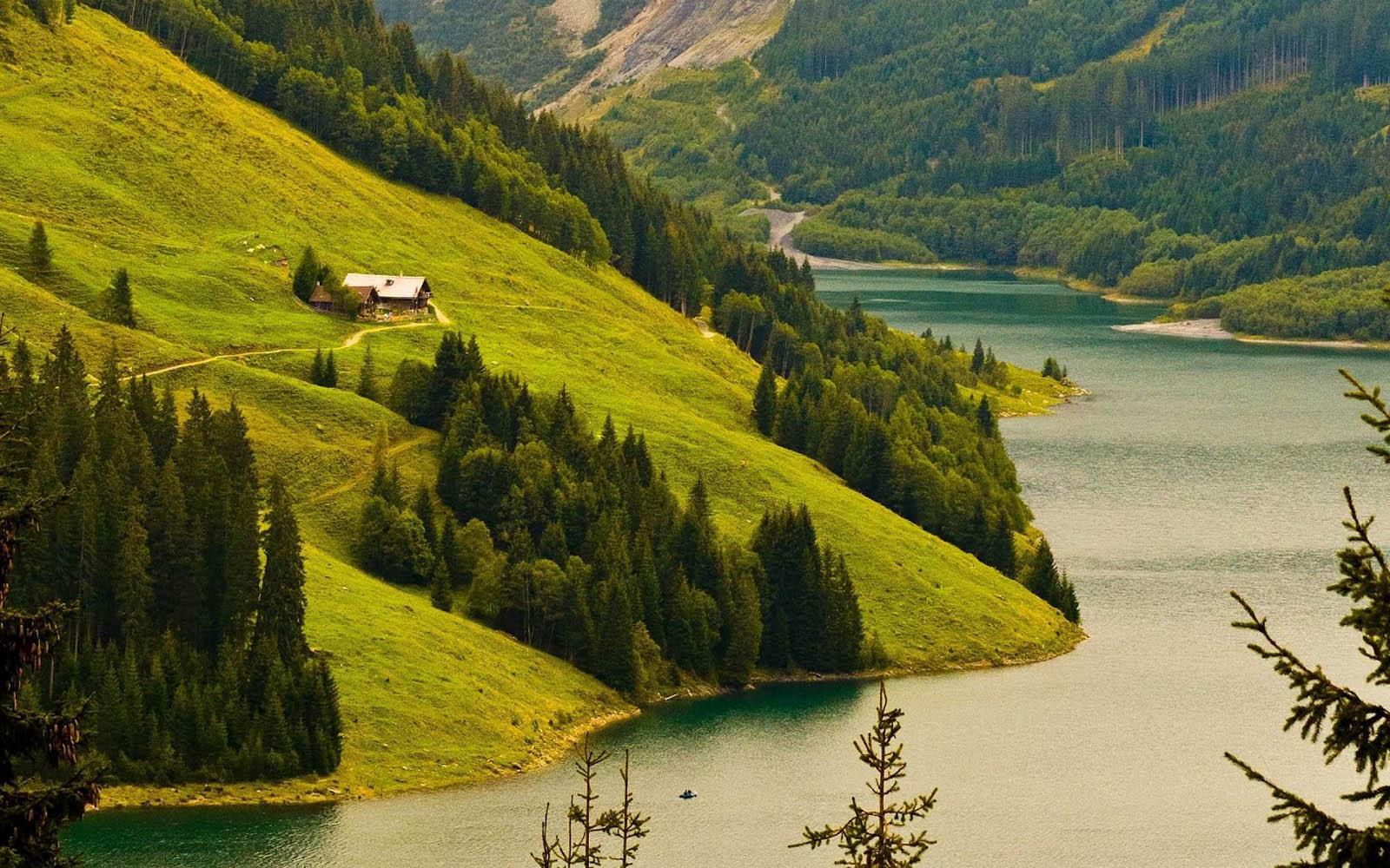 Gambar Gambar Pemandangan Alam Indah Kumpulan Gambar