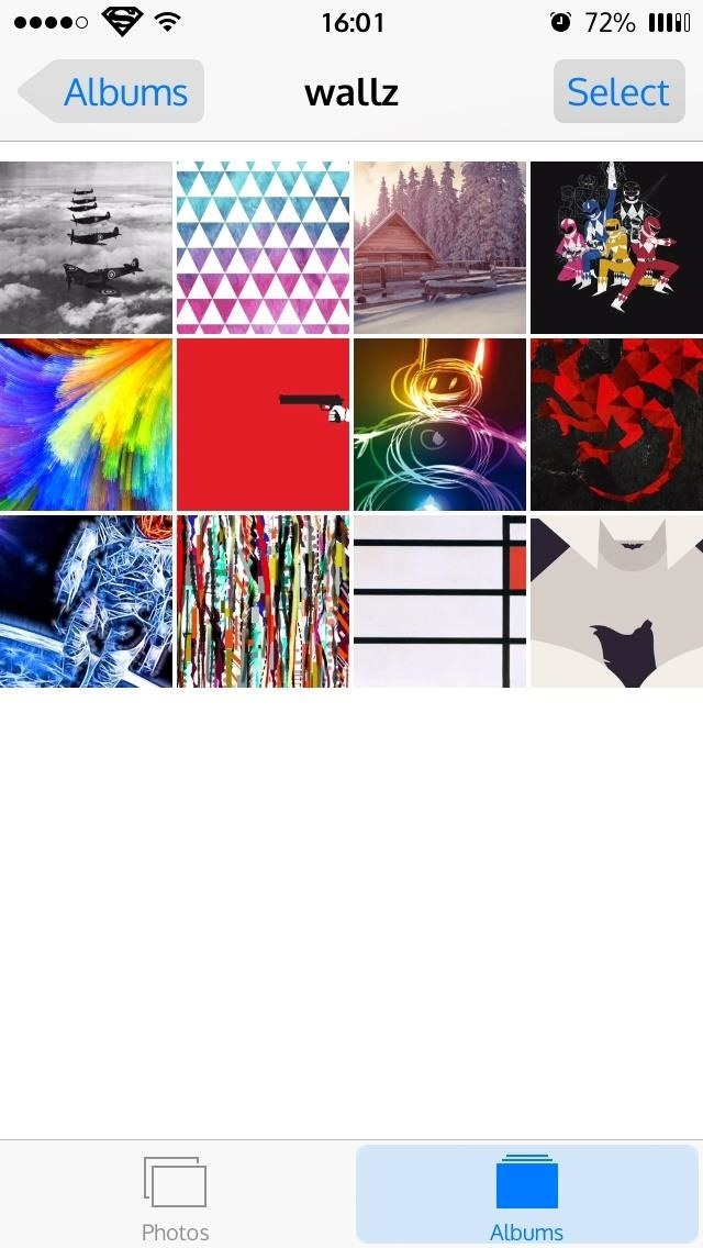 All of Your iPhones Wallpapers Automatically iOS Gadget Hacks 640x1136