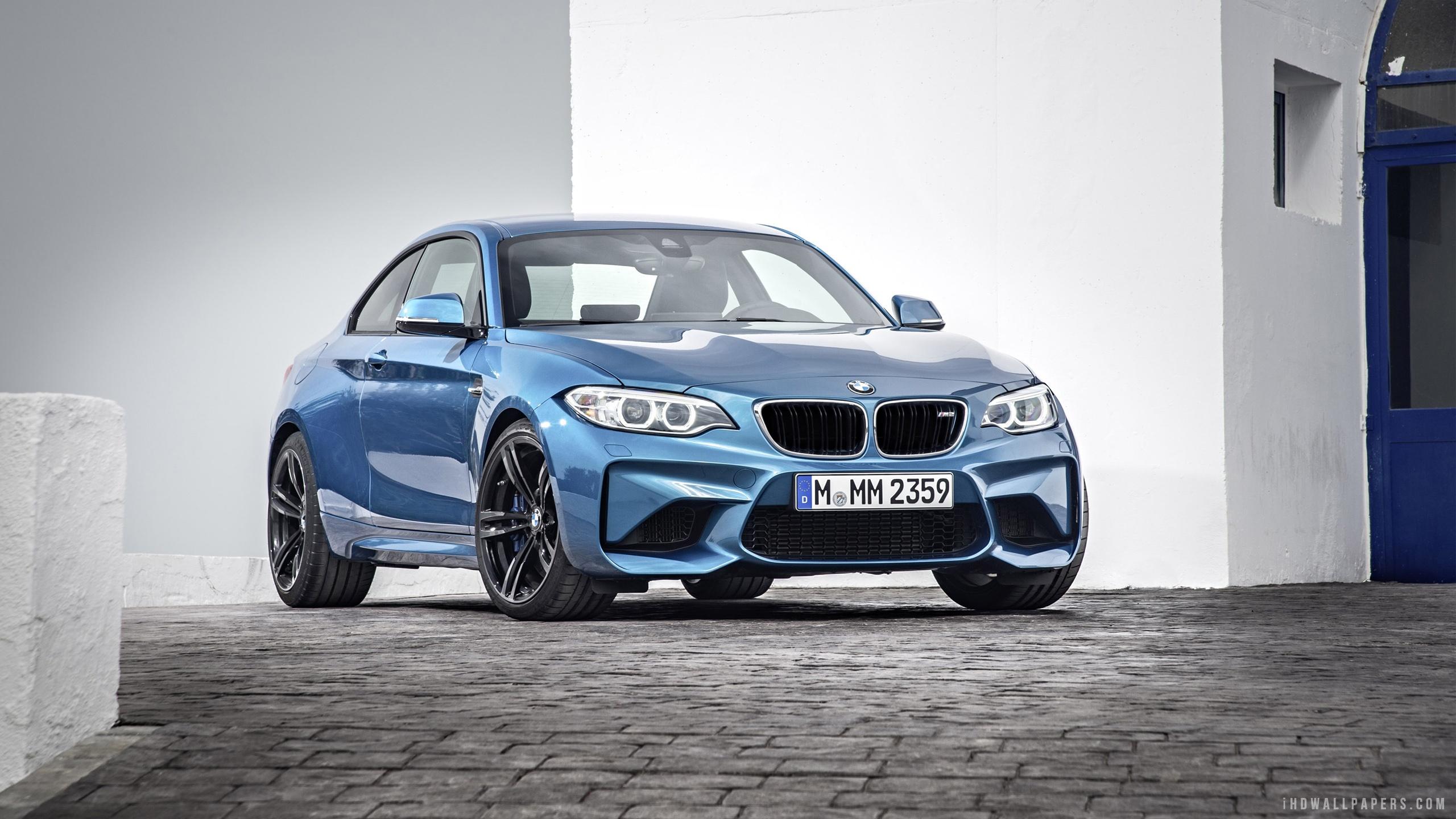 2016 BMW M2 01 HD Wallpaper   iHD Wallpapers 2560x1440