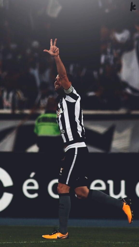Botafogo   Jogadores Botafogo   Wallpapers feitos por twit Flickr 576x1024