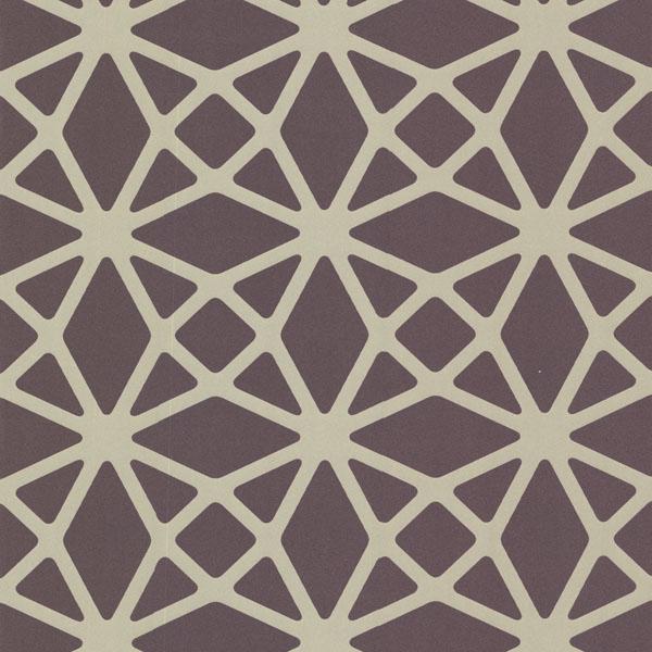 488 31245 Purple Lattice   Enterprise   Decorline Wallpaper 600x600