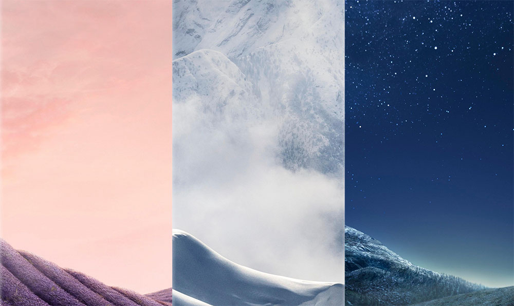 Download Samsung Galaxy S8 and S8 Plus Stock Wallpapers 1000x596