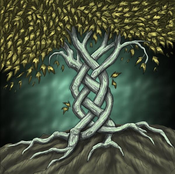 Celtic Tree of Life Wallpaper - WallpaperSafari