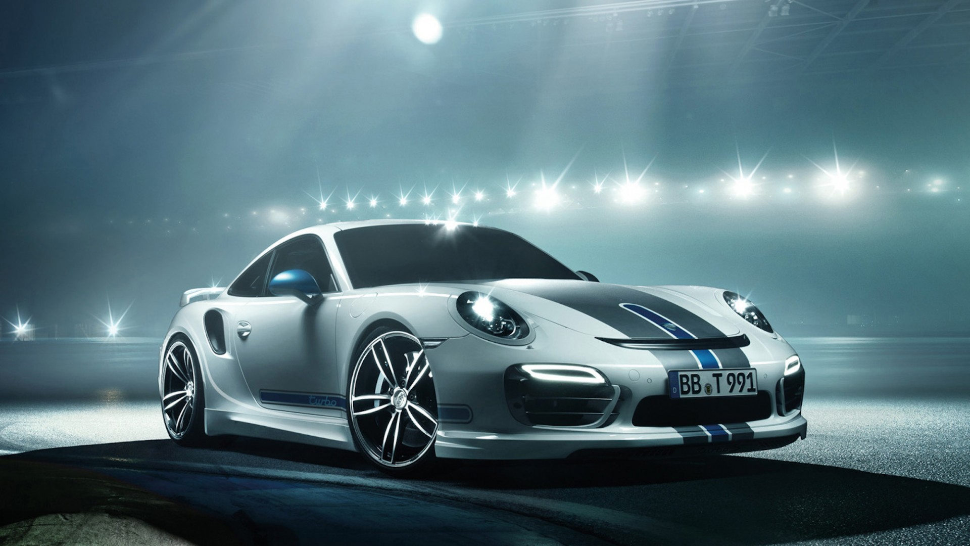 Porsche 911 Turbo 2014 Interior   image 80 1920x1080