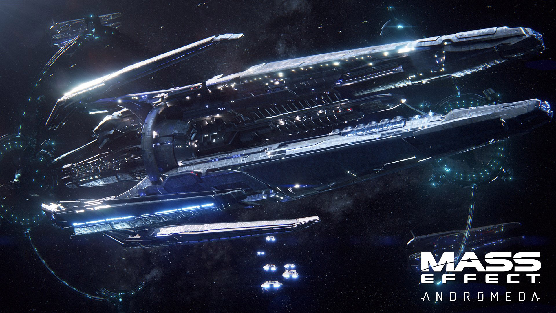 Free Download Mass Effect Andromeda Wallpaper In 1920x1080