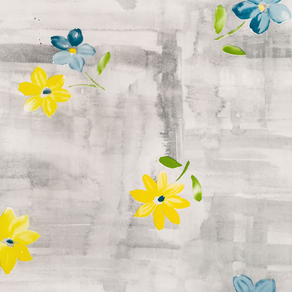 Nature Flowers   Self Adhesive Wallpaper Home Decor Sample 1000x1000