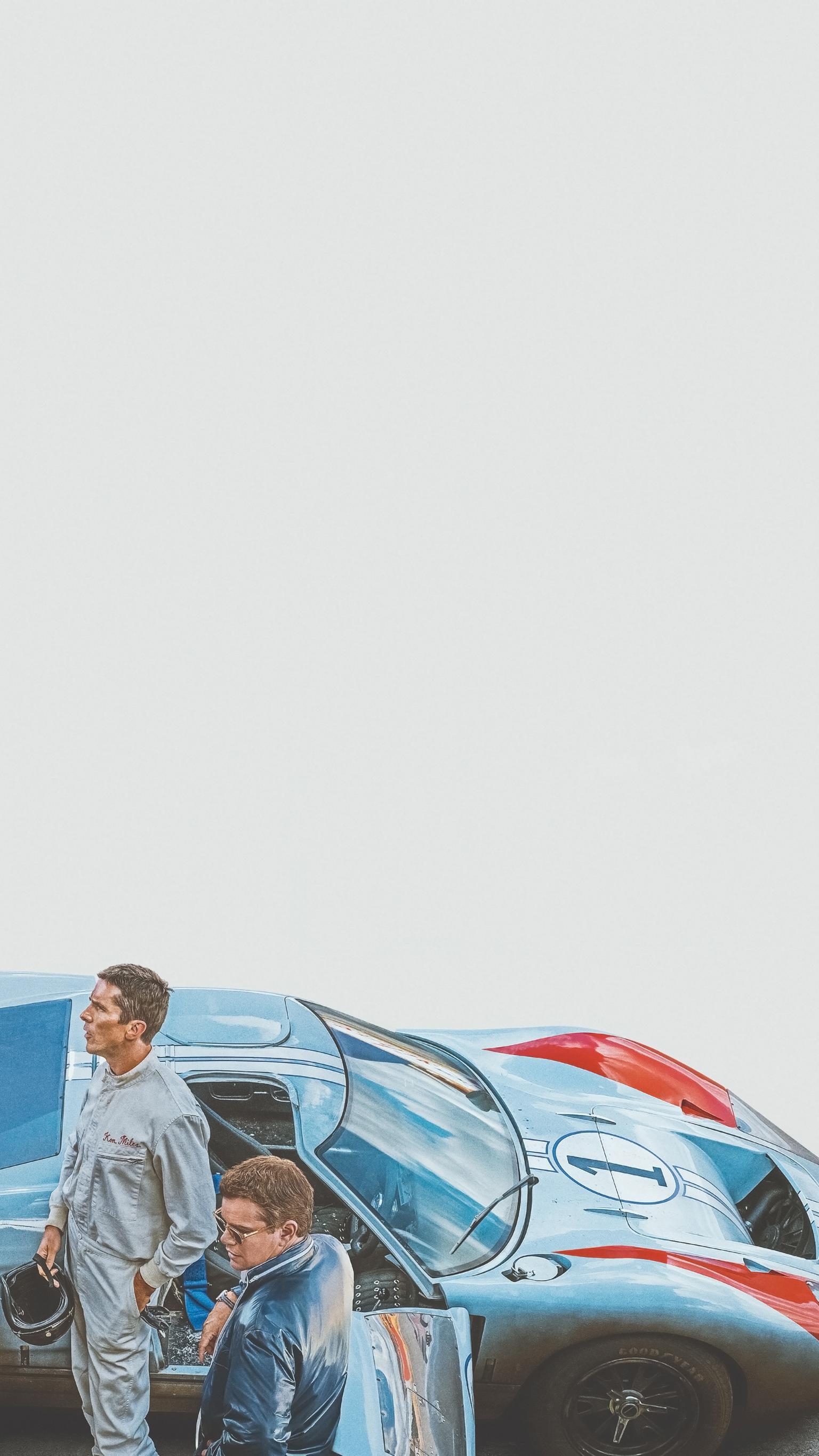 Free Download Ford V Ferrari 2019 Phone Wallpaper Moviemania 1536x2732 For Your Desktop Mobile Tablet Explore 46 Ken Miles Wallpapers Ken Miles Wallpapers Miles Teller Wallpapers Miles Morales Wallpapers