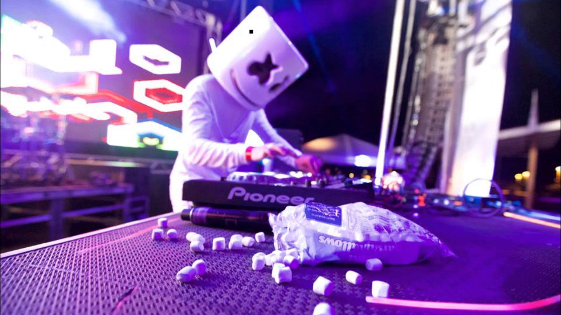 73+] Marshmello DJ Wallpapers on WallpaperSafari