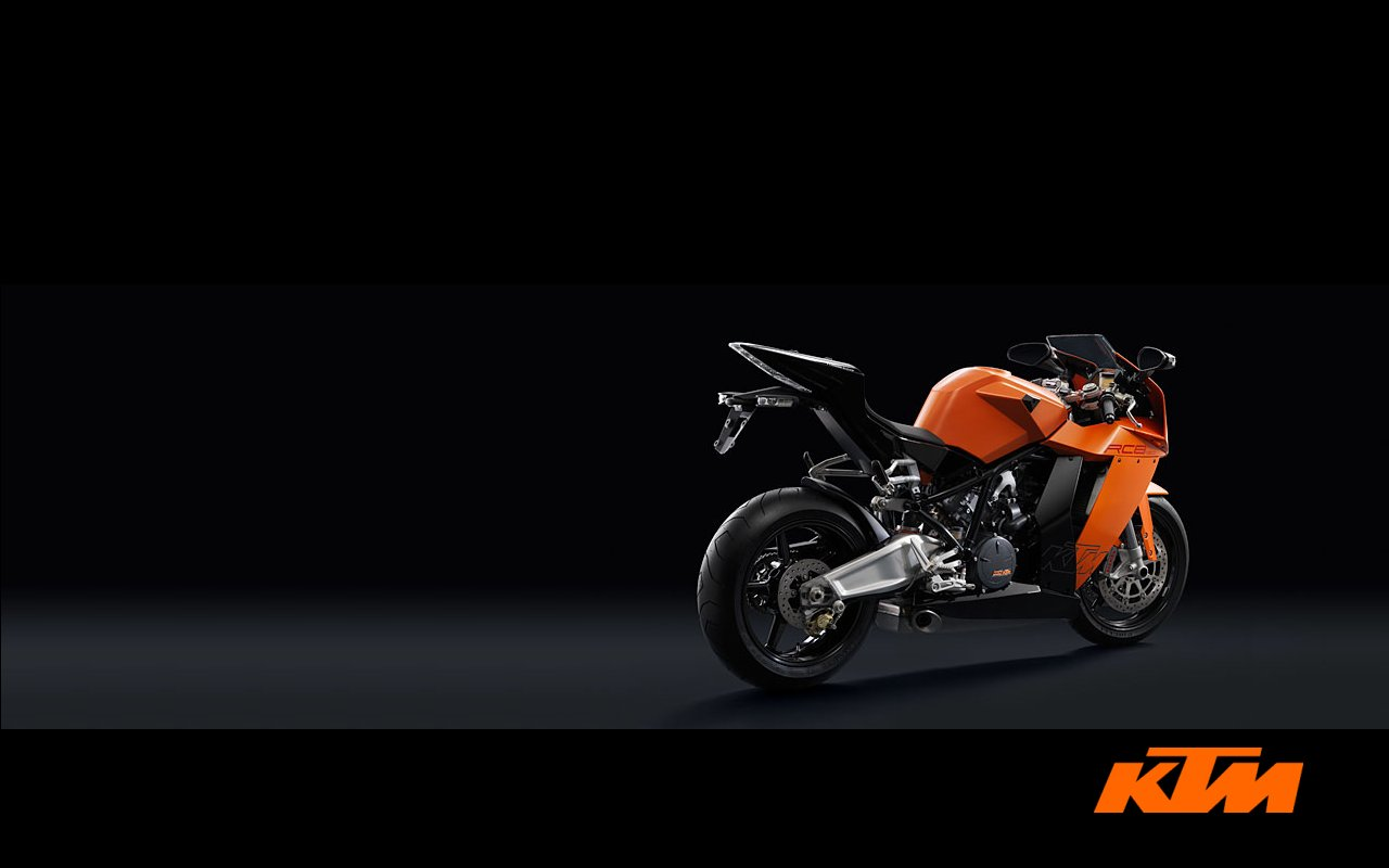 KTM RC8 Widescreen Wallpaper 1 by raybiez 1280x800