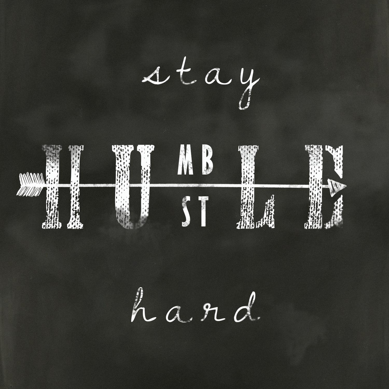 Hustle Loyalty Respect Logo Clipart Vector Design