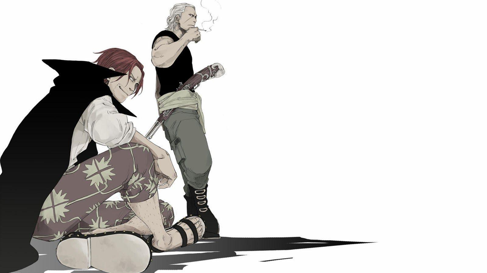 Shanks Wallpapers 1600x900