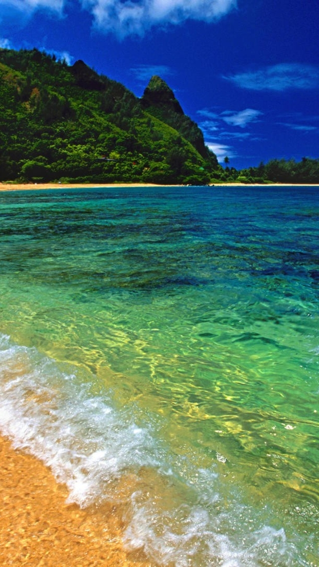50+ Beach iPhone Wallpaper HD on WallpaperSafari