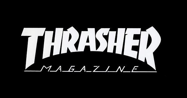 Thrasher Logo Wallpaper [new video] thrasher 600x317