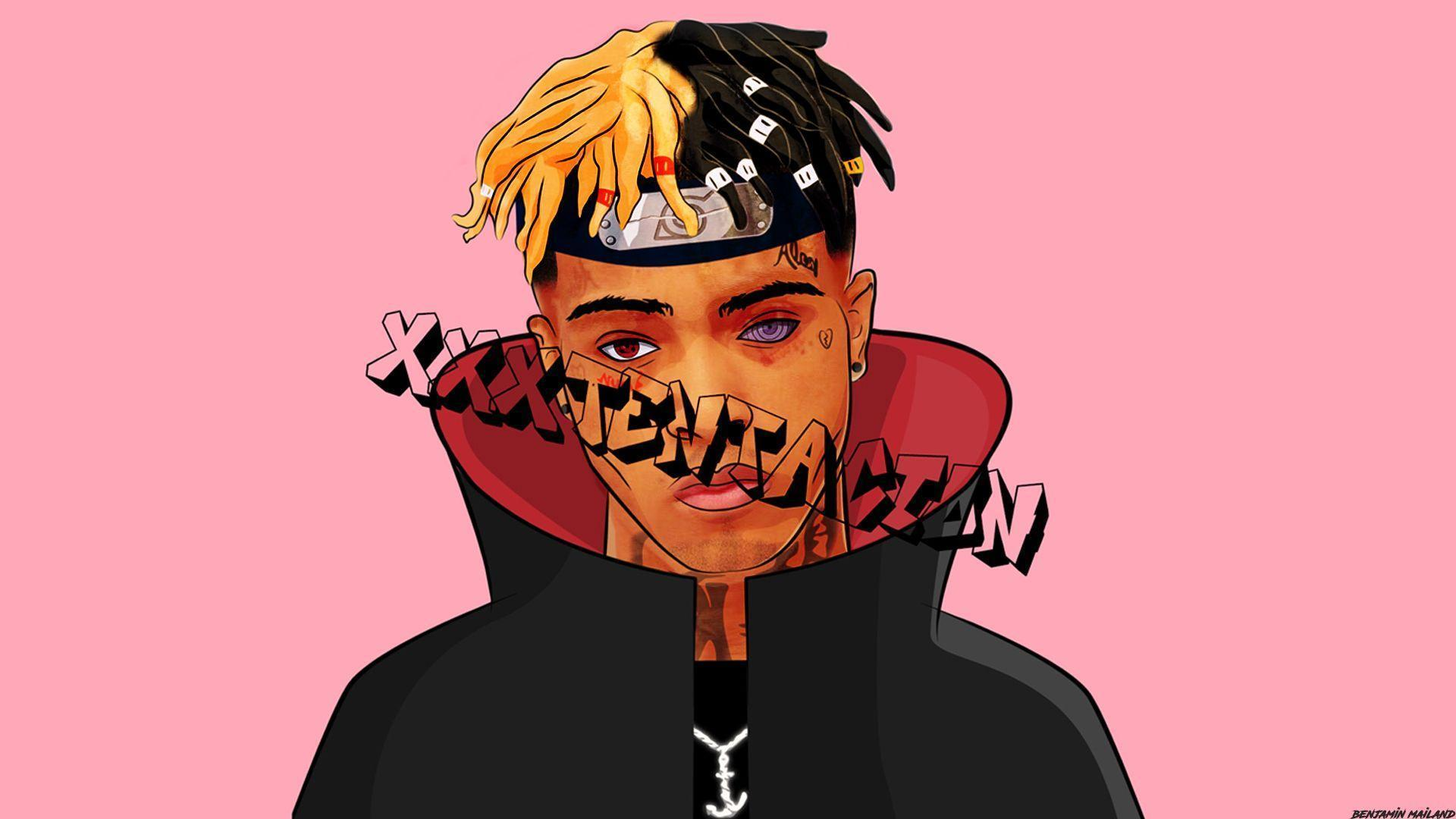 XXXTentacion Wallpapers 1920x1080