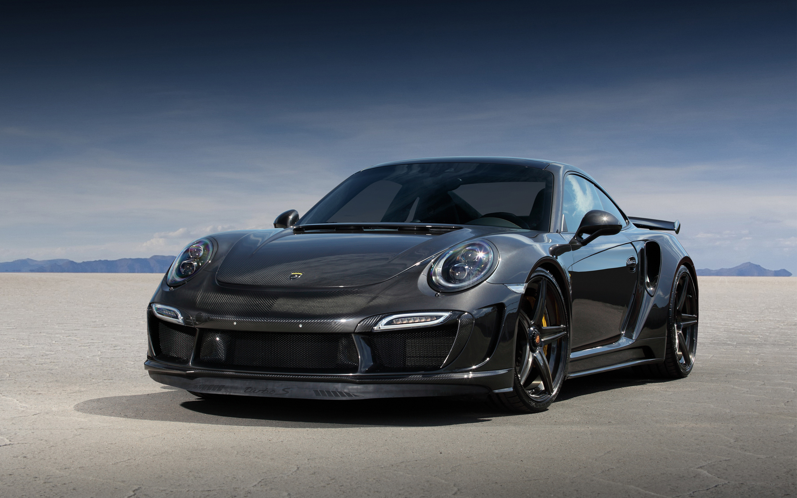2015 Topcar Porsche 911 Turbo Wallpaper HD Car Wallpapers 2560x1600