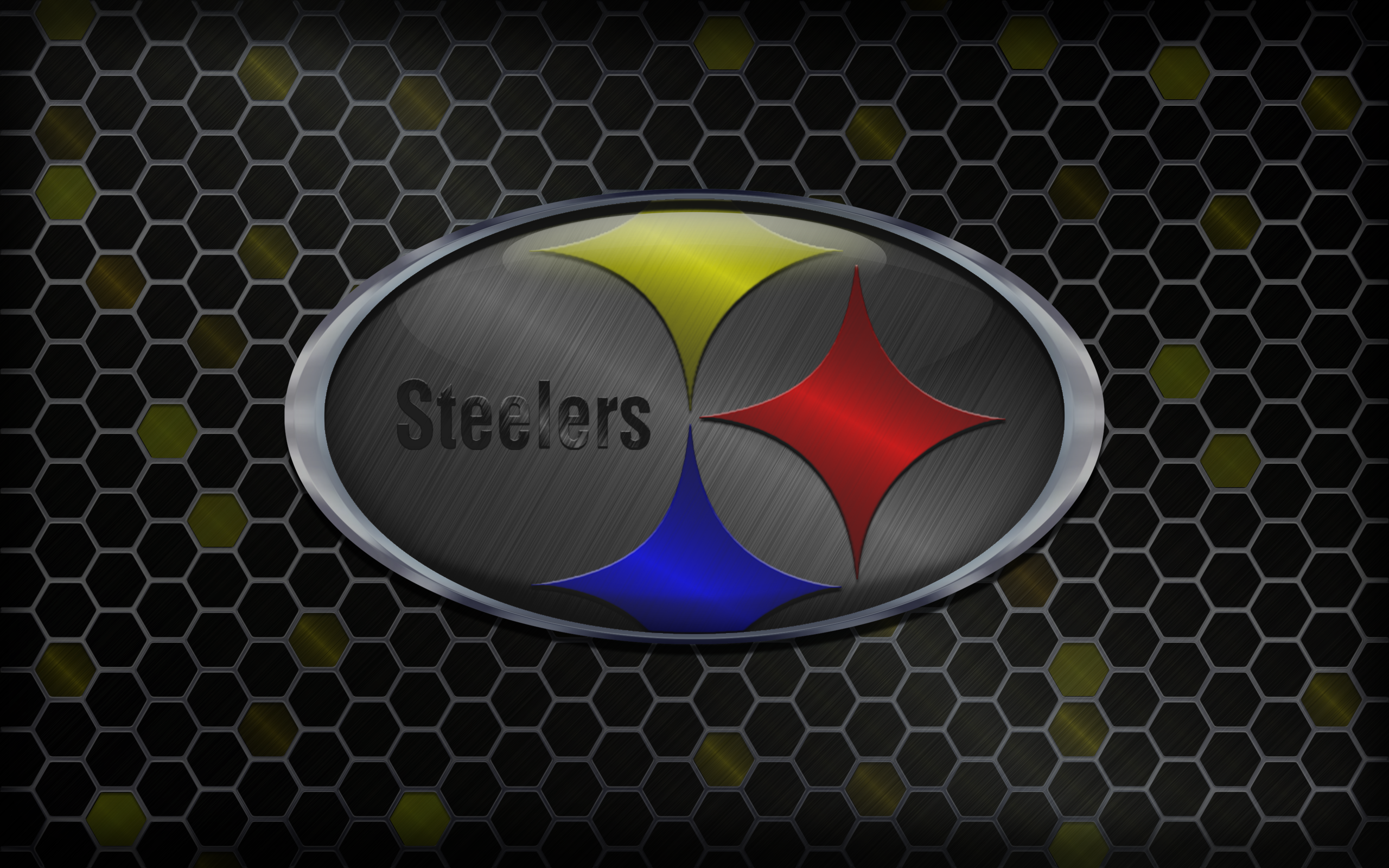 Pittsburgh Steelers wallpaper HD wallpaper 2560x1600