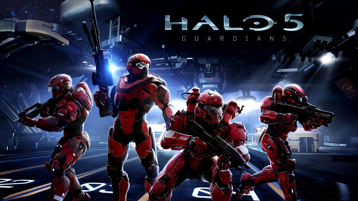 Halo 5 Guardians 1366x768 1366x768